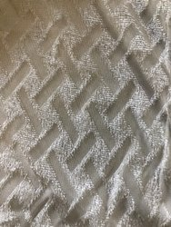 Poly-viscose Self Designed 60-KNITTED 2 WAY POLY BRASSO JACQUREAD VELVET TONE/TONE, For Home Furnishing