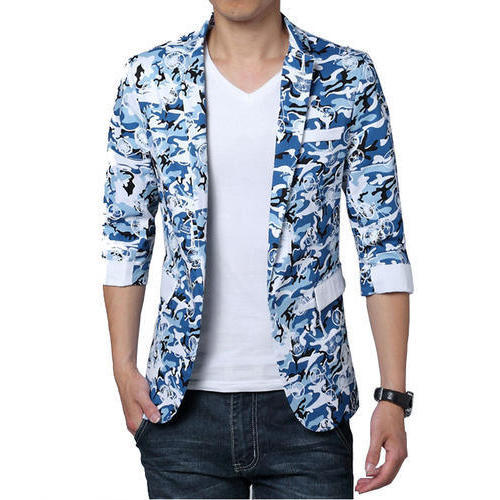 Blazers Under 1000 Rs: Mens Printed Party Wear Blazer At Rs 1000 /piece
