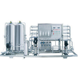 4000 LPH SS Water Mineral Plant