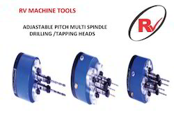 Adjustable Pitch Multi Spindle Drilling and Tapping Heads