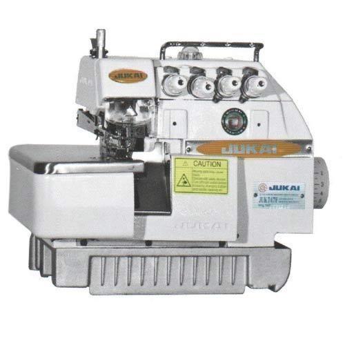 Jukai Automatic Over Lock Four Thread Sewing Machine Rs 40 Set Custom Jukai Sewing Machine