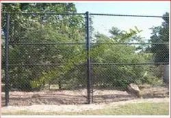 Chain Link Fence - PVC Coated Chain Link Fence Exporter from Dera bassi