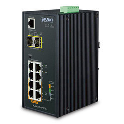 L2 L4 Managed Gigabit Ethernet Switch IGS-4215-4P4T2S