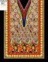 Crepe Printed Kaftan