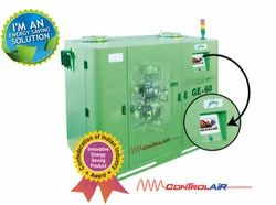 Compressed Air Energy Saving Control System