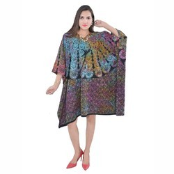 Badmeri Night Wear Kaftan