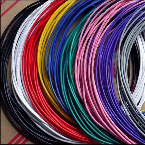 Teflon Wires Teflon Wires 0 5mm Manufacturer From Delhi
