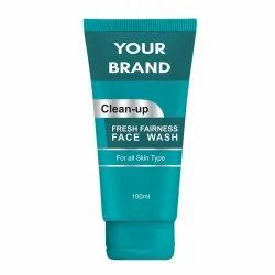 Clean Up Fresh Fairness Face Wash