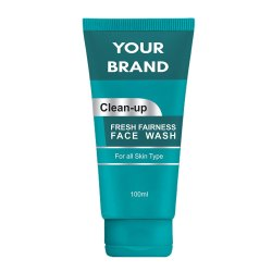 Clean Up Fresh Fairness Face Wash