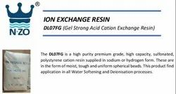 Ion Exchange Resins