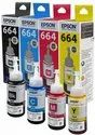 Epson Ink Cartridges 664 BCYM