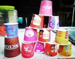 Paper Disposable Glasses Cups