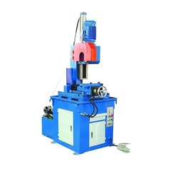 JE-400VS Semi-Automatic Hydraulic Pipe Cutting Machine
