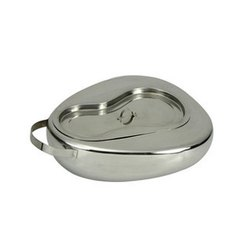 Stainless Steel Bedpan