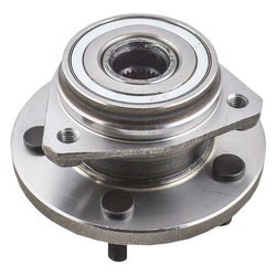 Carbon Steel 6301 Hub Bearing, For Automobile