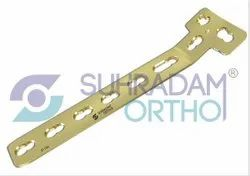 4.5mm LCP T Buttress Locking Plate