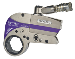 Stealth-Limited Clearance Hydraulic Wrench