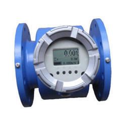 Battery Operated Water Flow Meter