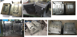 Manual Prototype Moulds