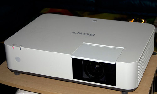 Sony Laser Projector