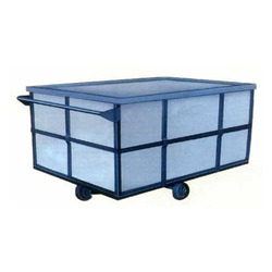 Plastic Mobile Trolleys