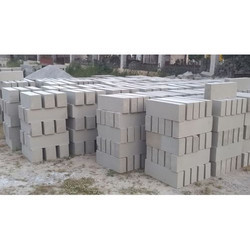 Grey Construction Fly Ash Bricks, Size: 9 X 4 X 3 Inch