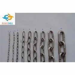 Stainless Steel Railing Chain