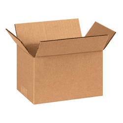 3-5 Ply Rectangular Cardboard Corrugated Box
