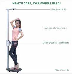 Body Mass Index Machine, Model Number: BMIRK001