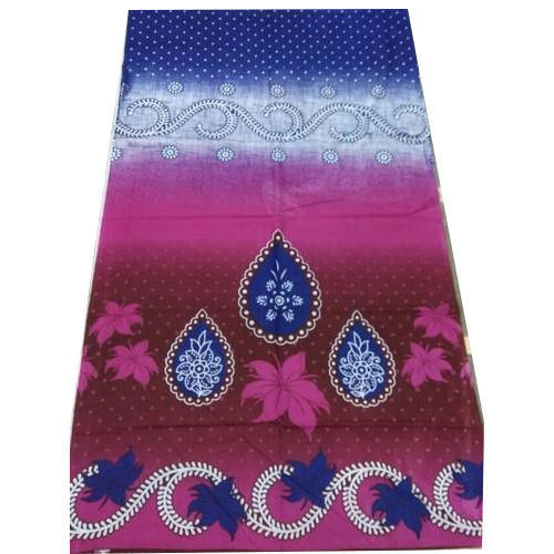 Mor Mukat Printed Cotton Fabric, GSM: 100-150 GSM