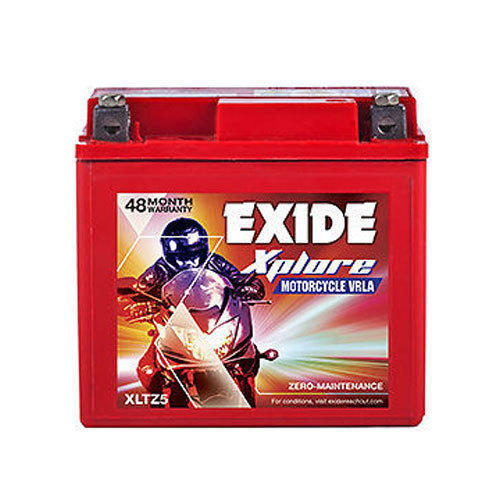 Exide Xplore Bike Battery