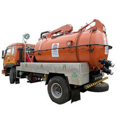 Ensol Oil Spill Recovery Truck, For Industrial, Vehicle Model: 2020