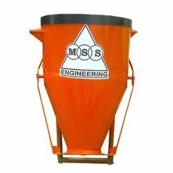 Tower Crane Concrete Bucket