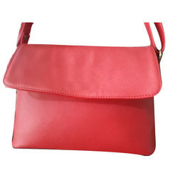 Leather Hand Bag, Yes