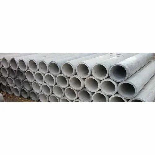 RCC Pipes - RCC Half Round Pipes Manufacturer from Vadodara