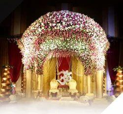 Contemporary Wedding Event Management Service