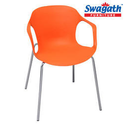 Dublin Orange Chair