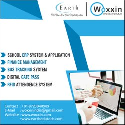 Earth Edutech Woxxin Online Cloud Based School Management Software Free Download Demo Trial Available Rs 49999 School Id 11888331448