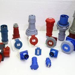 industrial plug socket & schuko plug schukosocket