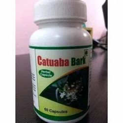 Herbal Catuaba Bark Capsules