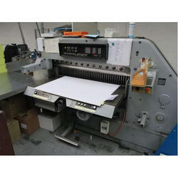 Schneider Senator Paper Cutting Machine