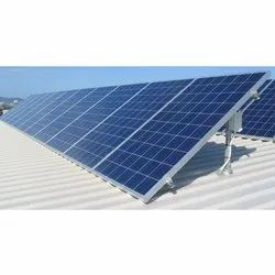 Grid Tie Roof Top Solar Installation, For Industrial