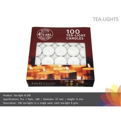 Tea-Light 8-100