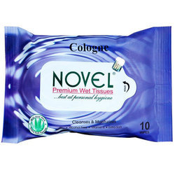 Cologne Premium Wet Tissues