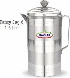 NAVKAR FANCY WATER JUG, for Hotel/Restaurant