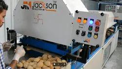 Jackson Hydraulic Khakhara Making Machine