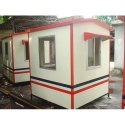 FRP PUF Panel Security Cabin