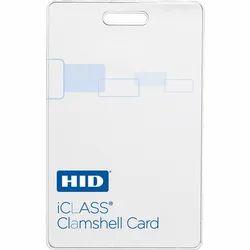 HID Iclass access card