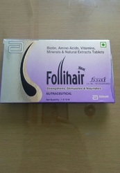 New Follihair (Hair Care) Tablets