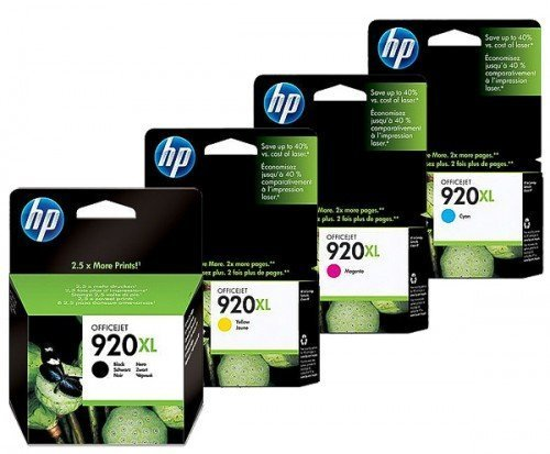 HP 920 Xl All Color Set